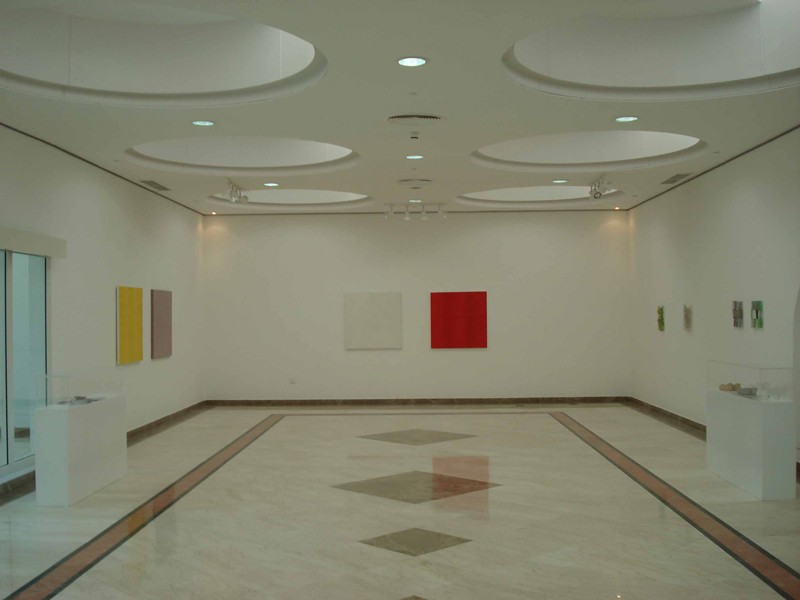 Sensibility of Light and Fabric Rewak Gallery UAE